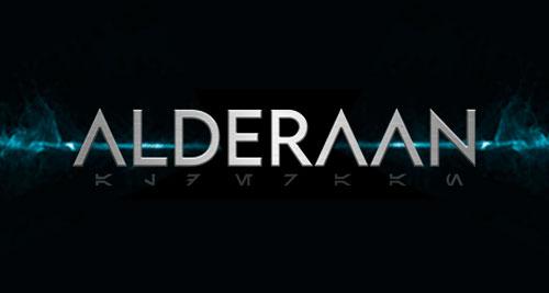 Alderaan logo