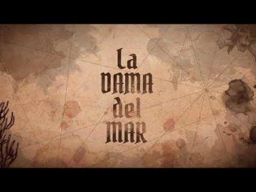 Mägo de Oz - La Dama del Mar (Lyric Video Oficial)