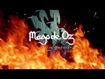 Mägo de Oz - La Cruz de Santiago (Lyric Video)